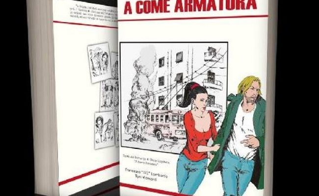 A come Armatura - Graphic Novel